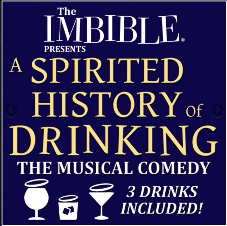 Imbible - Off Broadway Ticket Giveaway