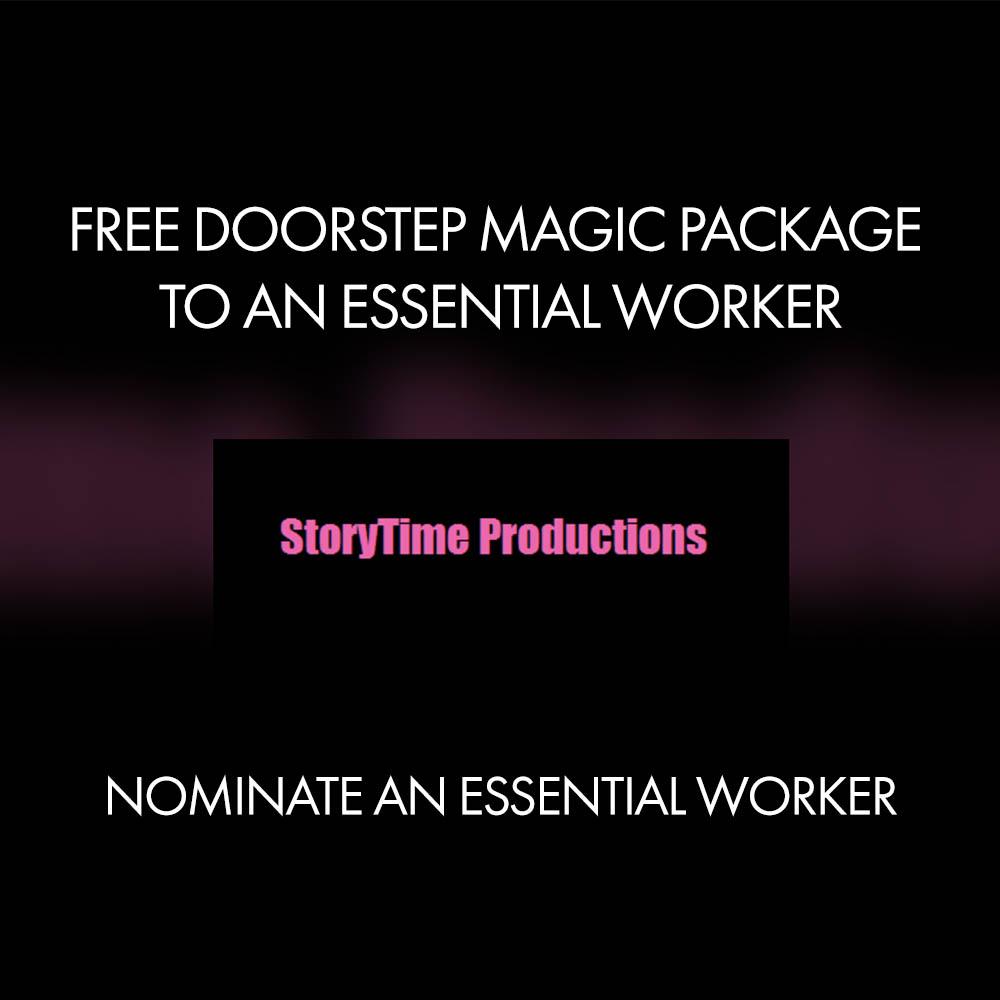 Nominate an Essential worker